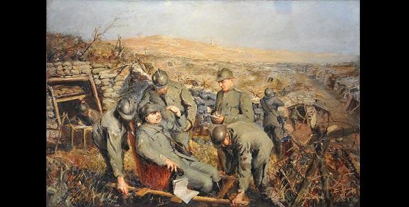 Il Generale Chinotto e la Grande Guerra.